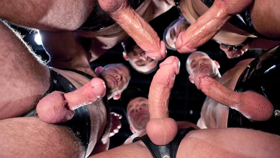 Большие члены сперма фото