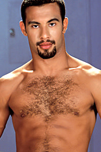 male muscle porn star: Victor Rios, on hotmusclefucker.com
