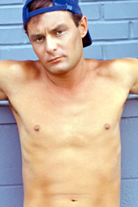 male muscle porn star: Tad Bronson, on hotmusclefucker.com