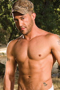 male muscle gay porn star Tony Aziz | hotmusclefucker.com