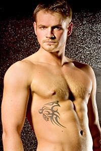male muscle gay porn star Trent Diesel | hotmusclefucker.com