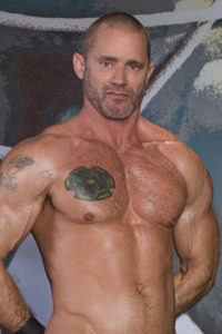 male muscle gay porn star Brendan Davies | hotmusclefucker.com