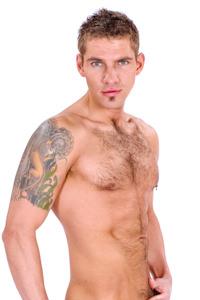 male muscle gay porn star Pierce Daniels | hotmusclefucker.com