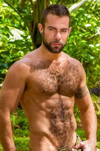 male muscle gay porn star Steve Cruz | hotmusclefucker.com