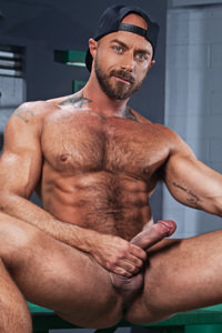 male muscle gay porn star Jessie Colter | hotmusclefucker.com