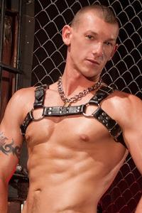 male muscle gay porn star Kieron Ryan | hotmusclefucker.com