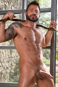 male muscle gay porn star Martin Mazza | hotmusclefucker.com