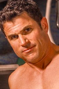 picture of muscular porn star Aaron Richards | hotmusclefucker.com