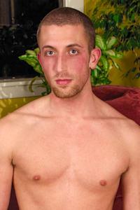 male muscle porn star: Tyler Dawson, on hotmusclefucker.com