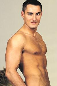 male muscle gay porn star John Valko | hotmusclefucker.com