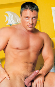 male muscle porn star: Marko Pacyna, on hotmusclefucker.com