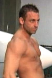 male muscle porn star: Renato Bellagio, on hotmusclefucker.com