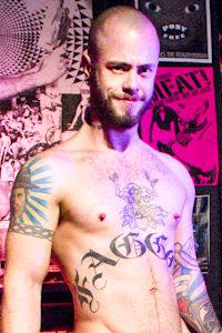 male muscle gay porn star Doc Benway | hotmusclefucker.com