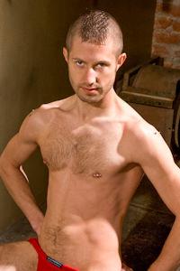 male muscle gay porn star Kyler Rogue | hotmusclefucker.com