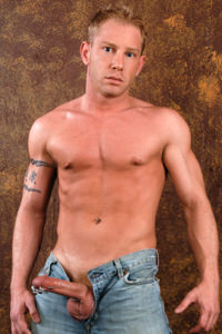 male muscle gay porn star Billy Cochran | hotmusclefucker.com