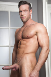 male muscle gay porn star Alex Mecum | hotmusclefucker.com