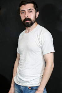 male muscle porn star: Geoff Gregorio, on hotmusclefucker.com