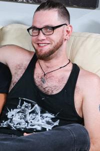 male muscle porn star: Anthony Jones, on hotmusclefucker.com