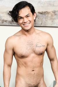 male muscle porn star: Eli Lewis, on hotmusclefucker.com