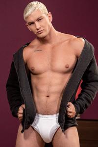 male muscle gay porn star Jay Dymel | hotmusclefucker.com