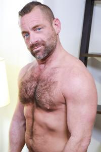 male muscle porn star: Jacob Woods, on hotmusclefucker.com