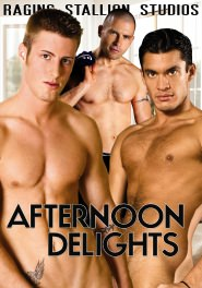 Afternoon Delights DVD Cover
