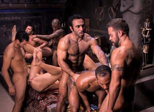 gay muscle porn clip: Mirage - Dominic Pacifico & Huessein & Justin Christopher & Marc Lasalle & Max Schutler & Rambo & Steve Cruz & Tamas Eszterhazy & Tommy Blade, on hotmusclefucker.com