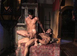 Dominic Pacifico & Tony Aziz in Tales Of The Arabian Nights, Part 1 | hotmusclefucker.com