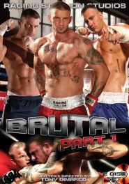 Brutal, Part 1 DVD Cover