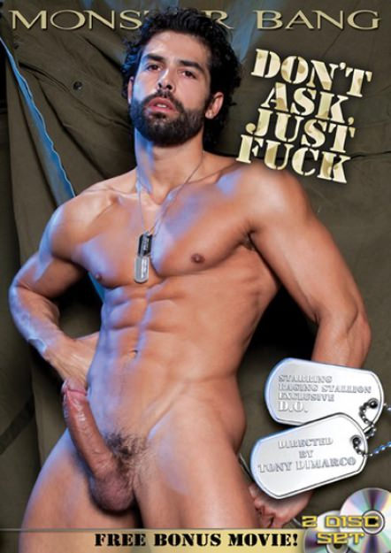Don't Ask, Just Fuck Dvd Cover