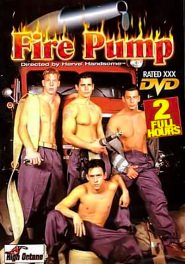 Fire Pump DVD Cover