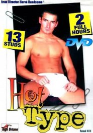 Hot Type DVD Cover
