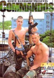 Commandos DVD Cover