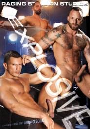 Explosive DVD Cover