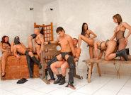 Bareback Bisex Fem-Dom, Scene #03