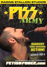 Piss Army Dvd Cover