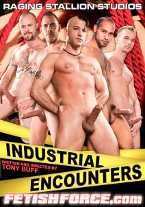Industrial Encounters, muscle porn movies / DVD on hotmusclefucker.com