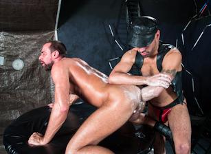 gay muscle porn clip: Fistpack 13 - Fist And Shout Part 2 - Carlos Penate & Matthieu Paris, on hotmusclefucker.com