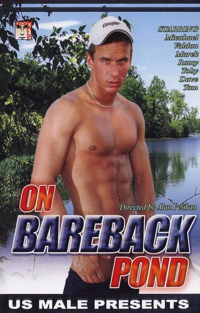 On Bareback Pond, muscle porn movie / DVD on hotmusclefucker.com