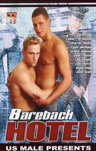Bareback Hotel, muscle porn movies / DVD on hotmusclefucker.com