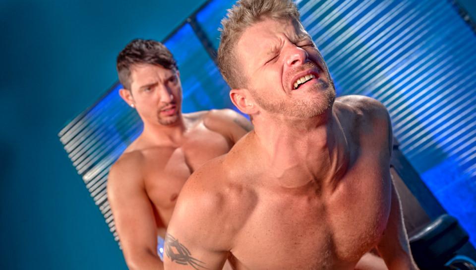 Stripped 2: duro per i soldi, Scene # 04 – Jimmy Durano, Jeremy Stevens (ragingstallion)