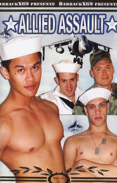 Allied assault, muscle porn movies / DVD on hotmusclefucker.com