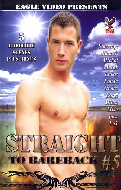Straight To Bareback #05, muscle porn movie / DVD on hotmusclefucker.com