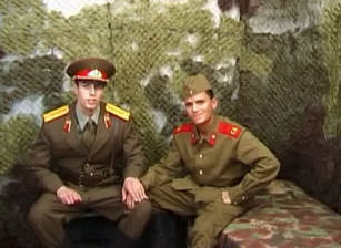 Soldiers From Eastern Europe #03, Scene #02