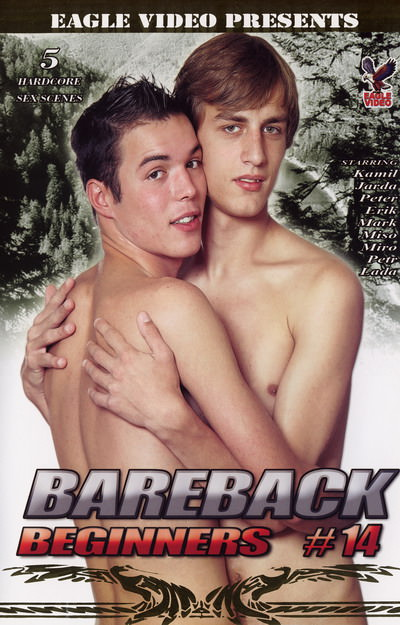 Bareback Beginners #14, muscle porn movies / DVD on hotmusclefucker.com