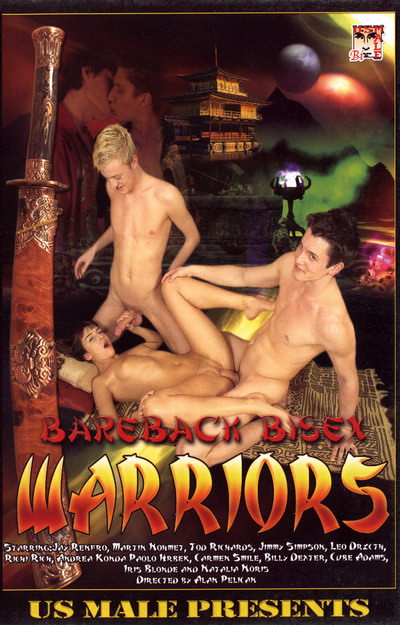 Bareback Bisex Warriors - Maledigital Full Movie-2484