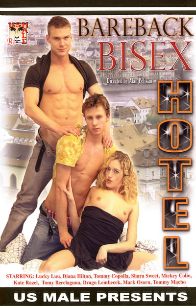 Bareback Bisex Hotel - Maledigital Full Movie-5393