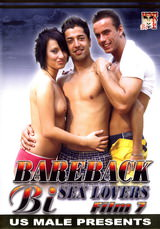 Bareback Bi Sex Lovers #07
