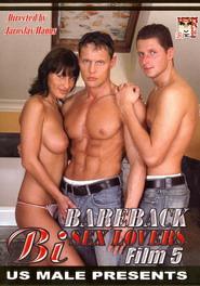 Bareback Bi Sex Lovers #05 Dvd Cover