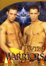 Twin Warriors Dvd Cover